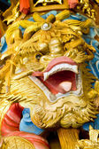 Chinese tempel, maleisië — Stockfoto