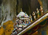 Batu caves temple, Kuala Lumpur — Stock Photo