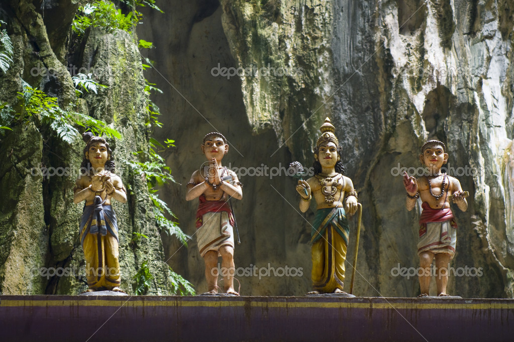 Batu caves temple, Kuala Lumpur, Malaysia    #6870172