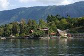 Samosir island — Stock Photo