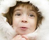 Niño adorable niño — Foto de Stock