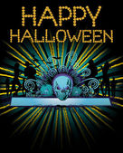 Happy halloween — Stock Photo