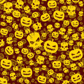Halloween abstract background — Stock Vector