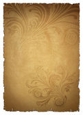 Beige old paper — Stock Photo