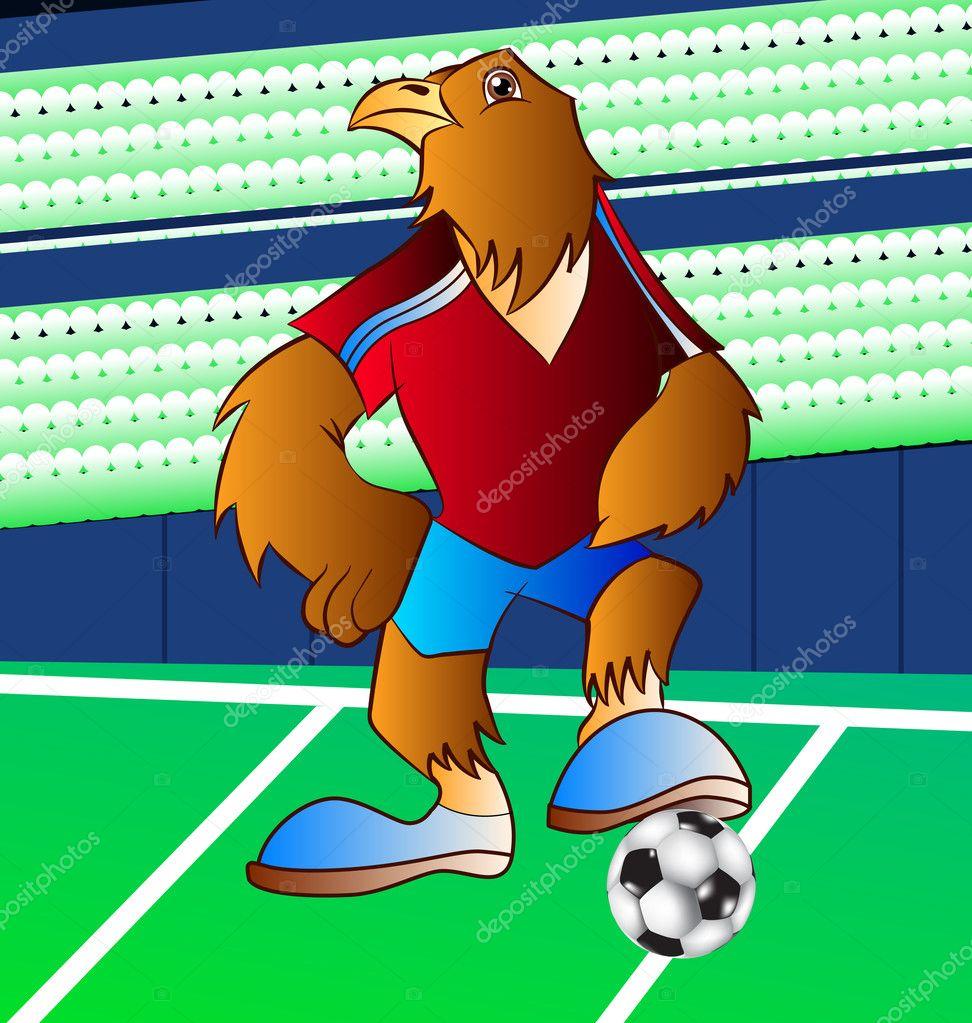 Znalezione obrazy dla zapytania kurczaki piłka nożna