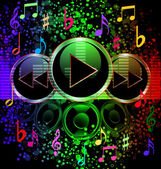 Music — Stock Vector