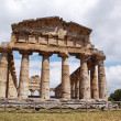 Greek temple Paestum — Stock Photo #6810821