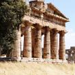 Greek temple Paestum — Stock Photo #6810855