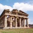 Greek temple Paestum — Stock Photo #6810883