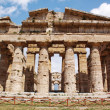 Greek temple Paestum — Stock Photo #6810919
