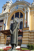 National Theatre in Clu-Napoca — Stock Photo