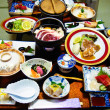 The Japanese food set - Stock Photo