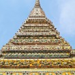 Royalty-Free Stock Photo: Ancient stupa at Wat Pho in Bangkok , Thailand