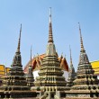 Pagoda at Wat Pho, Bangkok, Thailand — Stock Photo