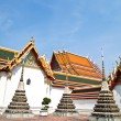 Wat Phra Chetuphon in Bangkok, Thailand — Stock Photo