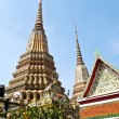 Ancient pagoda at Wat Pho , Bangkok — Stock Photo