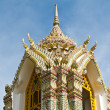 Pagoda at Wat Ratchabophit , Bangkok Thailand — Stock Photo