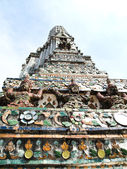 Angel Statue of the Wat Arun(Temple of the Dawn) — Stock Photo