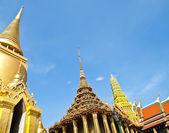 Der grand palace-tempel in bangkok, thailand — Stockfoto