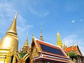 The Grand Palace Wat Phra Kaew , Bangkok — Stock Photo