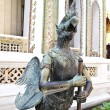 Garuda Statue in Wat Phra Kaew , Bangkok — Stock Photo #7488006