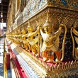 Stock Photo: Grand Palace. Temple of Emerald Buddha