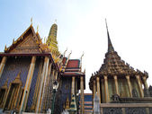The Grand Palace Wat Phra Kaew , bangkok — Stock Photo