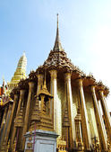 Wat Phra Kaew,Temple of the Emerald , Thailand — ストック写真