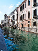 View of Grand Canal in Venice, Italy — Stock Photo