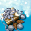 christmas gift — Stock Photo #7814023