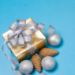 christmas gift — Stock Photo #7865207