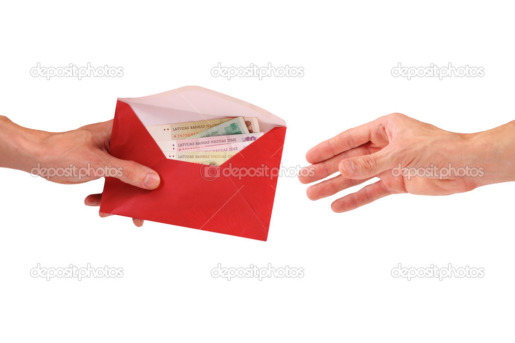 Corruption — Stock Photo #6900428