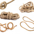 Variety of rope — Foto Stock