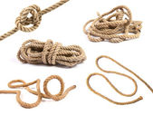 Variety of rope — Stock Photo
