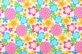 Colorful floral background — Stock Photo