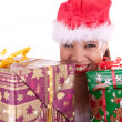 Beautiful Christmas season — Stock Photo #6927252