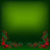 Новогодний фон — Cтоковый вектор