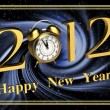 Background for new 2012 year — Stock Photo