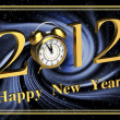 Background for new 2012 year — Stock Photo #6859697