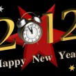 New 2012 year — Stock Photo #6936843