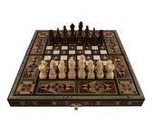 A Chess Set — Stock Photo