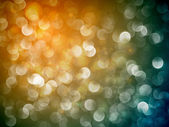 Flickering Lights | Christmas Background — Stockvektor