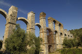 Roman Aqueduct, Greece — Stock Photo