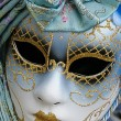 masque de carnaval, Venise — Photo