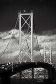 El cuarto puente de carretera, edimburgo, escocia — Foto de Stock