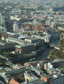 Visa på berlin — Stockfoto