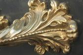 Gold pattern — Stock Photo