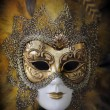 masque de carnaval. Venise, Italie — Photo #7125496