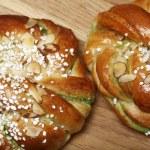 Sweet buns — Stock Photo