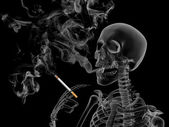 Smoking kills — Stock Photo
